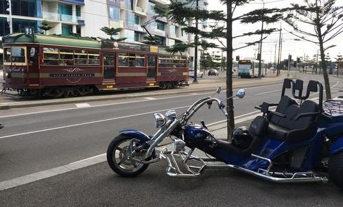Three Wheeled Adventure Trike Tours Part Time Franchise