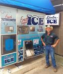 24-7 Ice Pty Ltd - Kooler Ice and Water Vending Machine