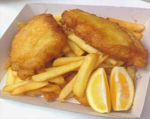 Traditional Fish And Chip Shop With 3 Bedroom Residence! Our Ref V1578